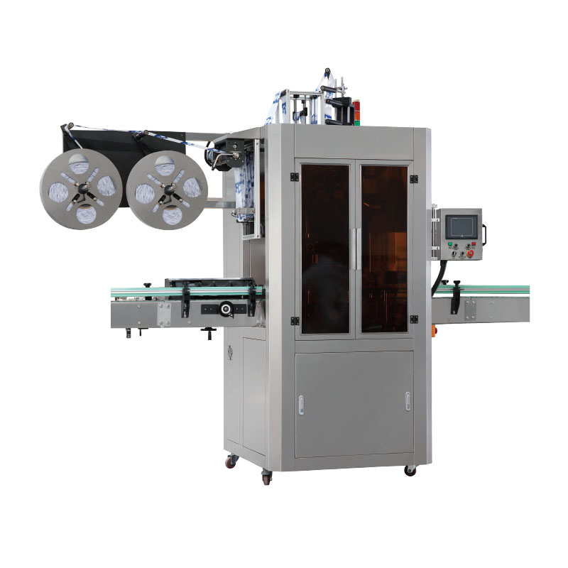 SL-Series Full Automatic Sleeve Shrink Labeling Machine